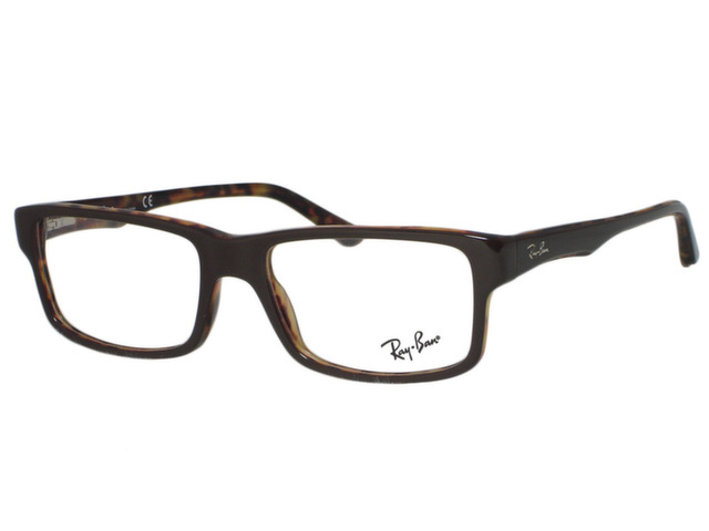 3ff4a780b3f Ray Ban-Ray Ban RX5245 5220 Top Brown On Havana 54mm- - Online Sale shop at  myeyewears.com